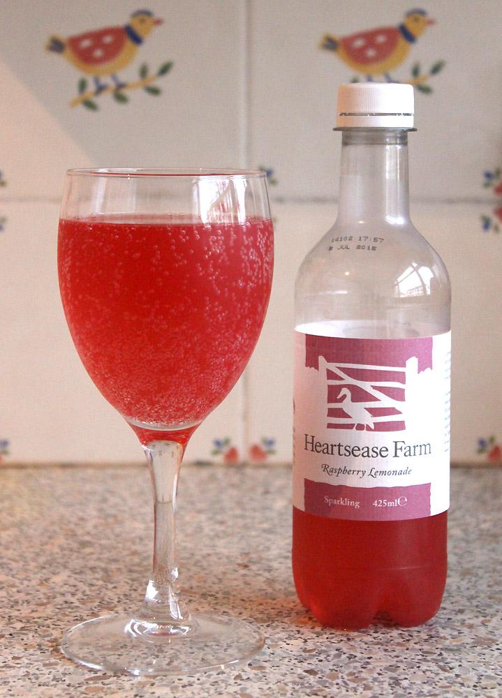 Heartsease Farm Sparkling Soft Drinks