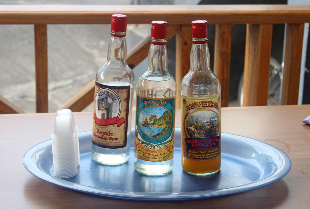 Rivers Rum Distillery, Grenada