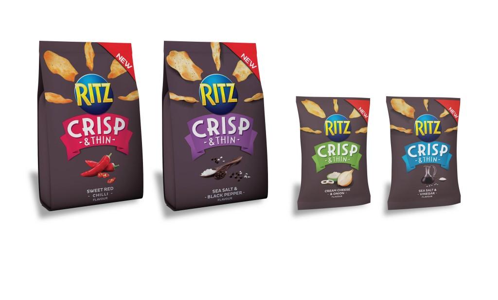 Ritz Crisp & Thin